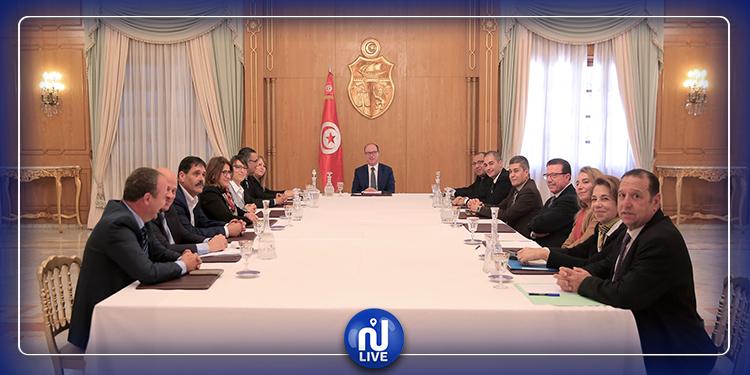 إلياس الفخفاخ يلتقي بأعضاء الحكومة المقترحين من المستقلين