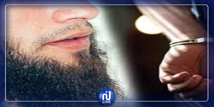 القبض على تكفيري بالقصرين مفتش عنه ومحل حكم بـالسجن