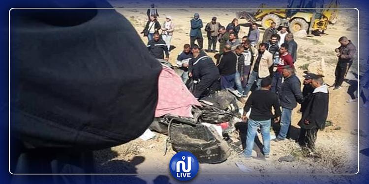 حادث مرور يودي بحياة 4 معلمات في القصرين