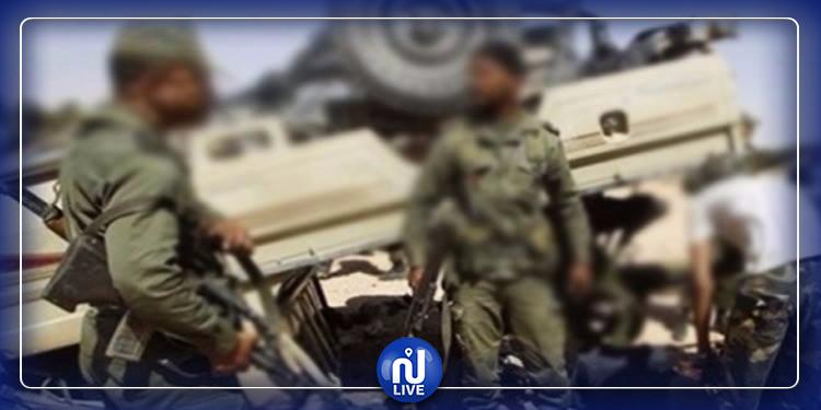 نابل: وفاة فتاة وإصابة 5 أشخاص  من بينهم 3 عسكريين في حادث مرور