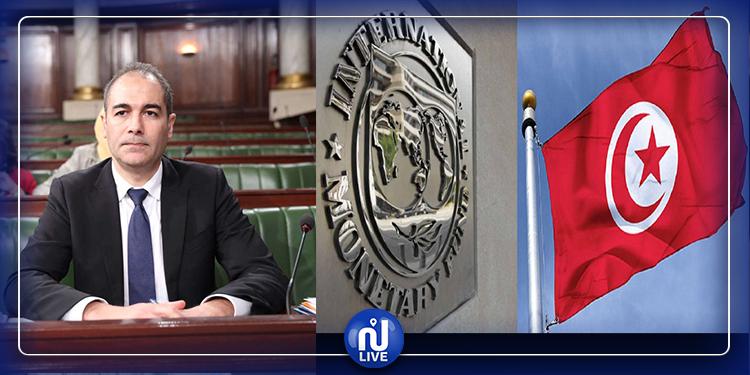 وزير المالية: النقد الدولي سيمنح تونس 400 مليون دينار لمكافحة فيروس كورونا