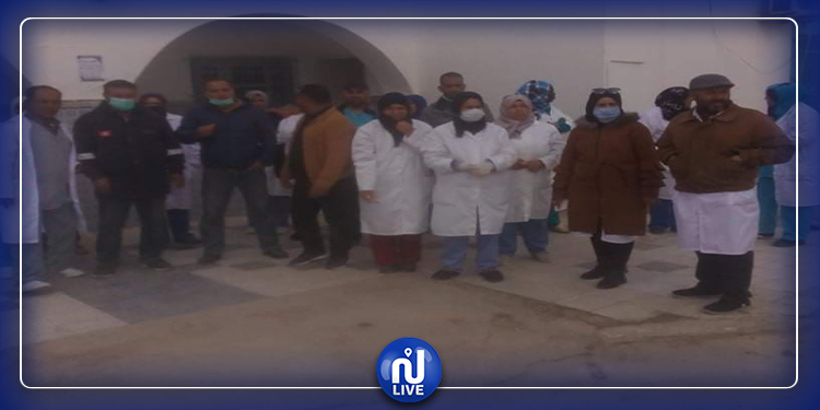 سيدي بوزيد: احتقان وغضب في مستشفى المزونة وتهديد بإيقاف العمل