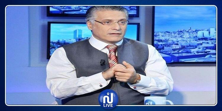 Nabil Karoui: Qalb Tounes apporte tout son soutien au pays