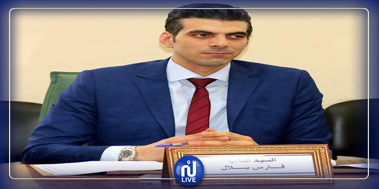 النائب بالبرلمان عن قلب تونس فارس بلال يلتقي بتونسيين في تولوز