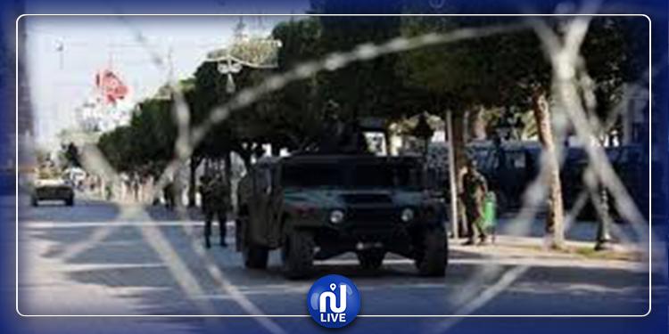 منوبة: بطاقات إيداع بالسجن لأشخاص خالفوا حظر التجوّل