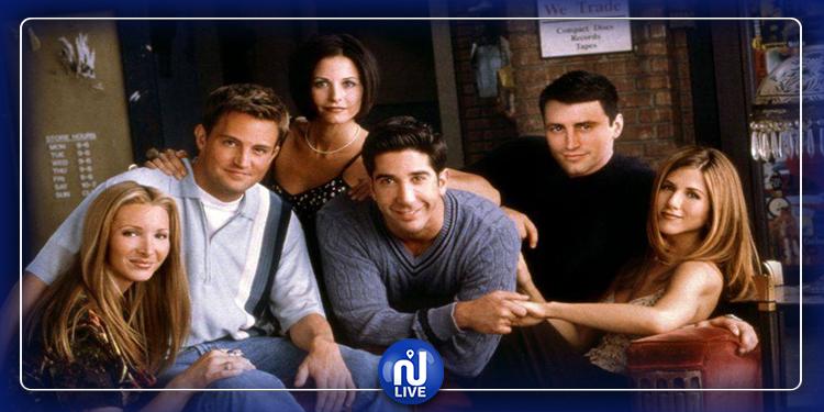 Report de l'épisode spécial de ''Friends''
