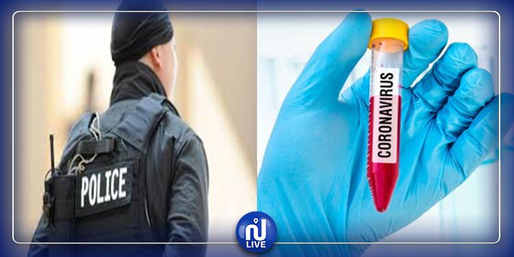 يعمل بتونس العاصمة: إصابة عون  أمن في الكاف بفيروس كورونا