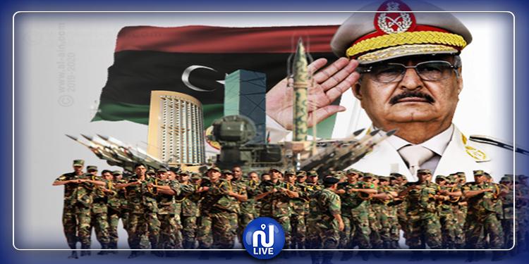 ليبيا: الجيش يسيطر على عدّة مناطق  غرب طرابلس