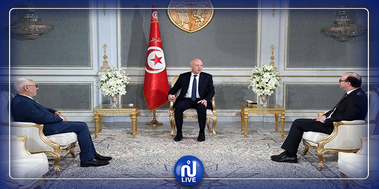 La prévention contre la COVID 19 en examen par Saïed, Fakhfakh et Ghannouchi