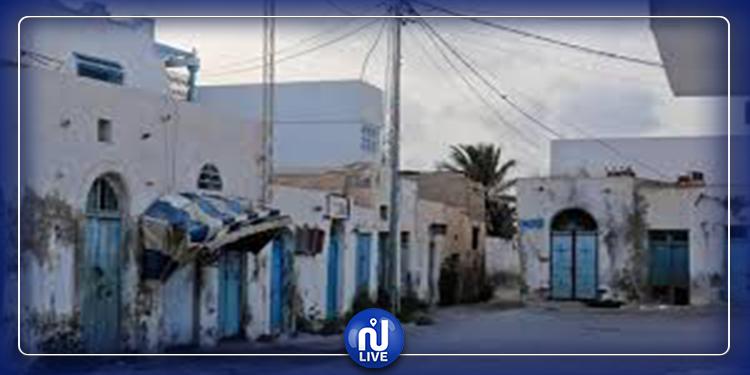 تعقيم السيارات الأمنية  وحارة اليهود  والمعبد بجرجيس