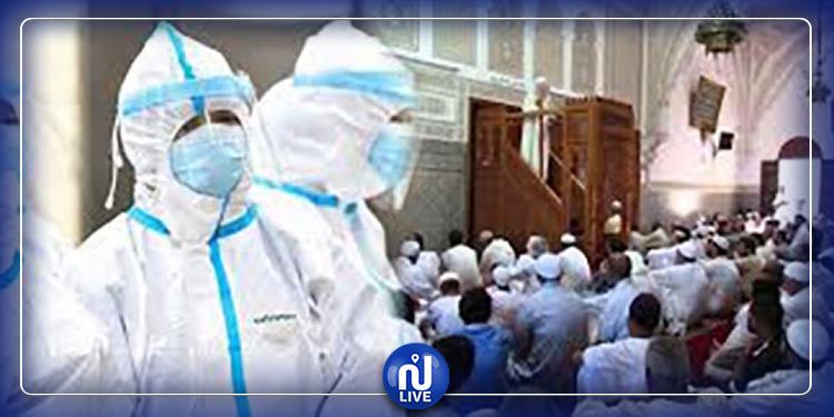 قبلاط: محضر ضدّ مسجد خالف قرار منع صلاة الجماعة