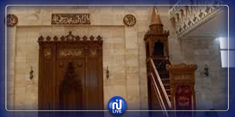 بن قردان: إيقاف إمام مسجد ومتكفل به