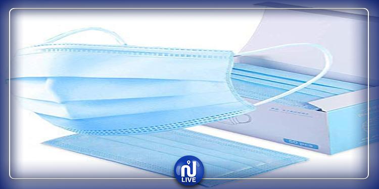 إخلالات ونقائص شابت الأعمال التحضيرية لتصنيع كمية من الكمامات غير الطبية