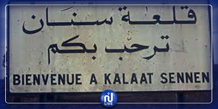 الكاف:  إيقاف معتمد قلعة سنان