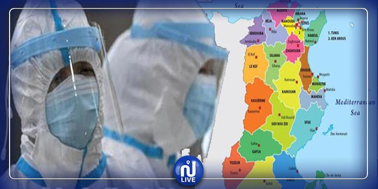 ارتفاع عدد الوفيات بفيروس كورونا في تونس