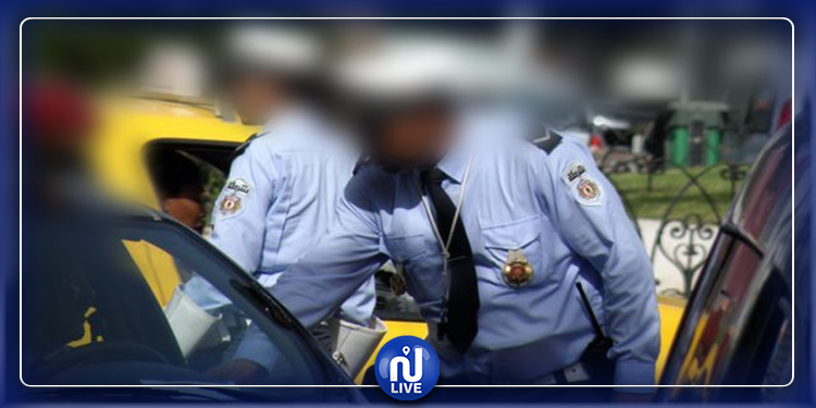 الحرس الوطني: سحب 910 رخصة سياقة  بكامل تراب الجمهورية