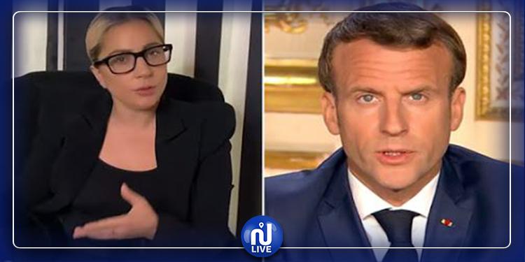 Lady Gaga appelle Macron à s'investir dans la lutte contre le COVID-19