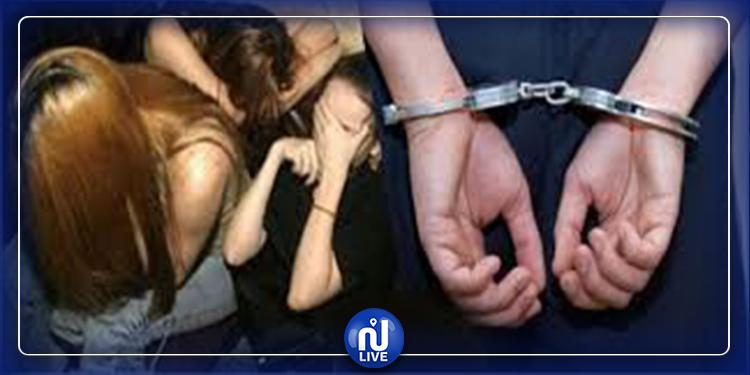 القصرين: إيقاف 3 فتيات و4 شبان في انتظار احالتهم على القضاء