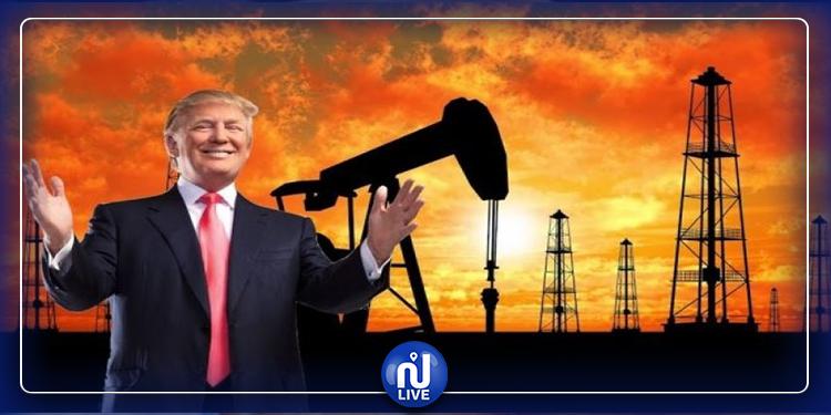 ترامب والنفط: سعر البرميل الأمريكي ينتعش من جديد