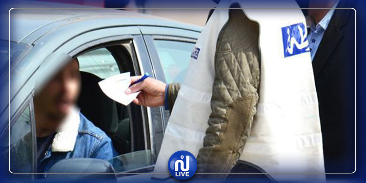 سليانة: إيقافات وسحب رخص سياقة وبطاقات رمادية