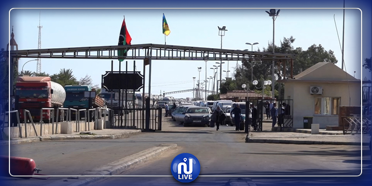مدنين:  استقبال حوالي 700 تونسي عالق بالجانب الليبي اليوم