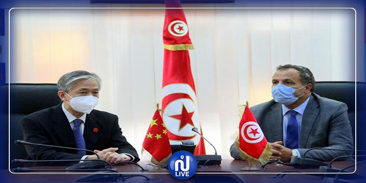 دفع التعاون في المجال الصحي بين تونس والصين