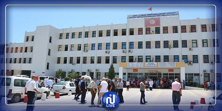 نابل: المستشفى الجهوي يستقبل شابا من القيروان احتسى 'القوارص'