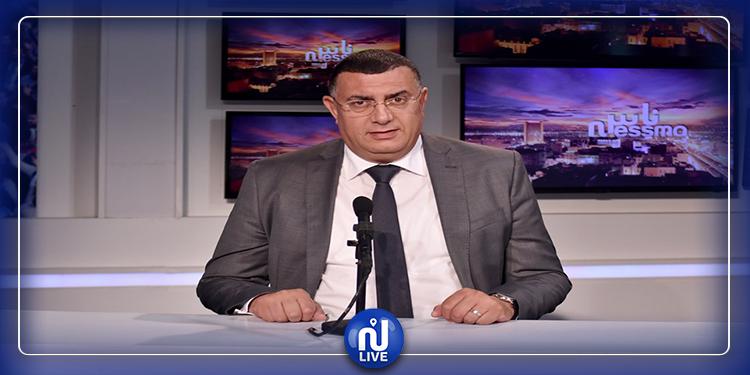 عياض اللومي:' الحكومة لا تملك برنامجا وتريد تحميل المسؤولية لقلب تونس'