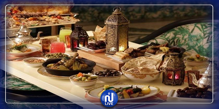 طرق بسيطة لتزيين مائدة إفطار رمضان
