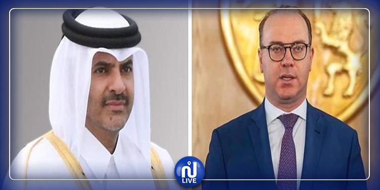 تجذر العلاقات وعمق الروابط  بين تونس وقطر