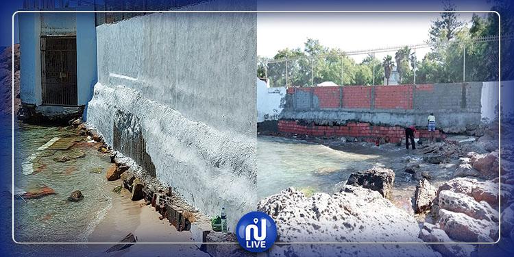نابل:  وكالة حماية المحيط  تتصدى للتجاوزات بالملك العمومي البحري