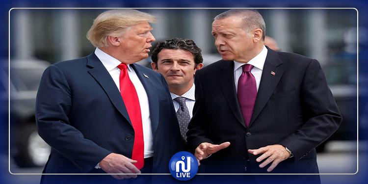 اتفاق بين أردوغان وترامب حول بعض القضايا في ليبيا