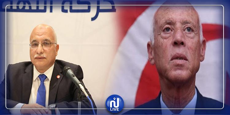 الهاروني: 'على رئيس الجمهورية أن يقدم توضيحا حول السياسة الخارجية لتونس'