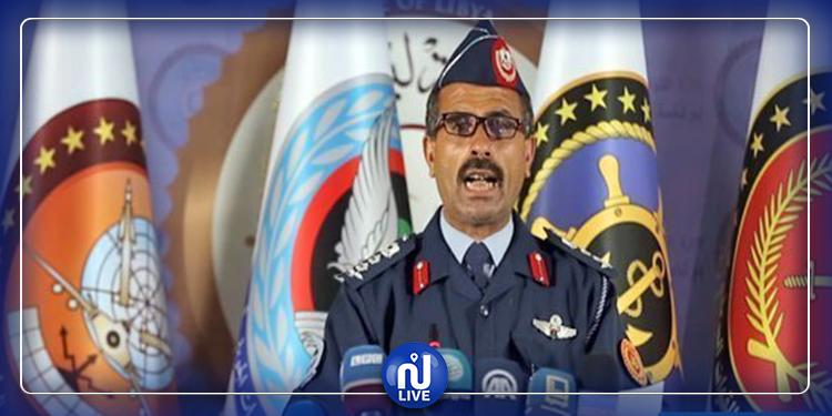 ليبيا: قوات حكومة الوفاق تطوّق ترهونة من 4 محاور