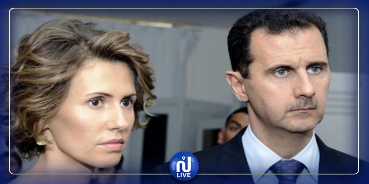 أمريكا تفرض عقوبات على بشار الأسد وزوجته
