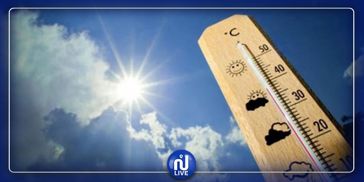 ارتفاع طفيف في الحرارة اليوم
