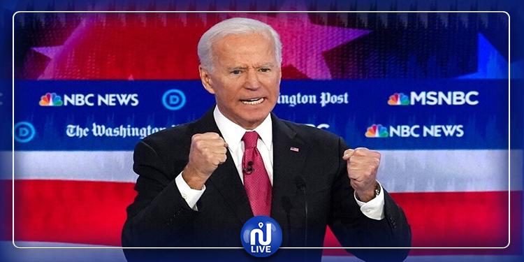 جو بايدن يترشح رسميا للانتخابات الرئاسية الأمريكية