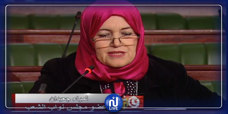لمياء جعيدان: تونس تعيش أزمة ثقة وانتصارنا الحقيقي يكون على الفقر