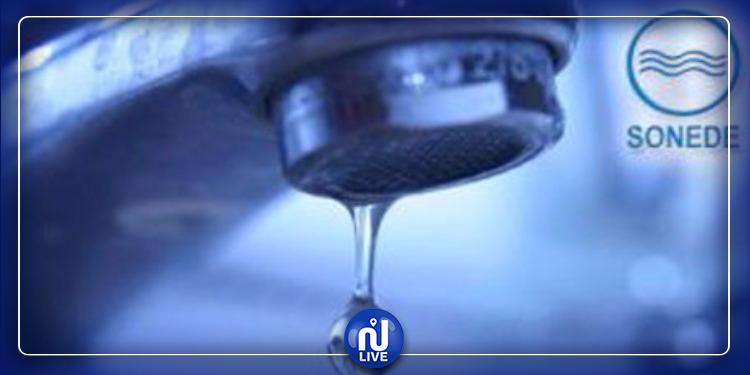 الصوناد تحدد شرط استئناف تزويد معتمدية المتلوي بماء الشرب