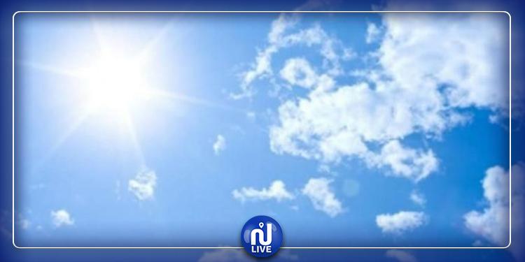 طقس اليوم: ارتفاع الحرارة مع ظهور الشهيلي