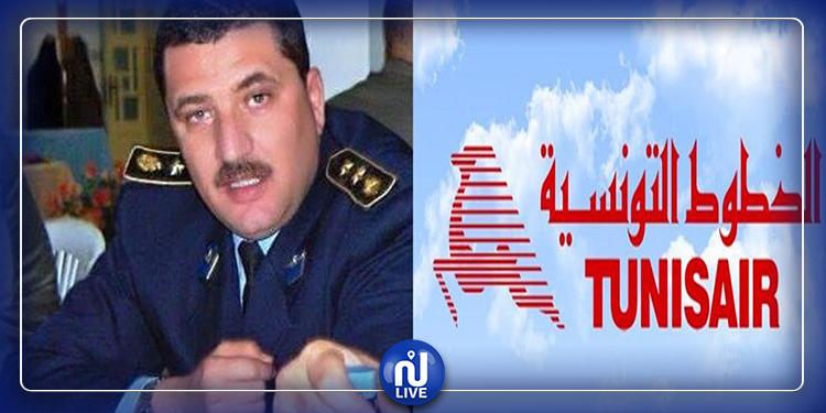 وزير النقل يقيل ر.م.ع شركة الخطوط التونسية إلياس المنكبي
