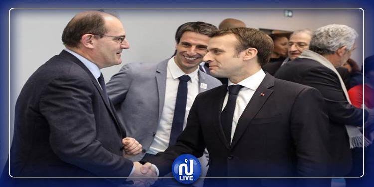 تركيبة حكومة رئيس الوزراء الفرنسي الجديد