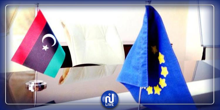 تمديد مهمة بعثة الإتحاد الأوروبي في ليبيا