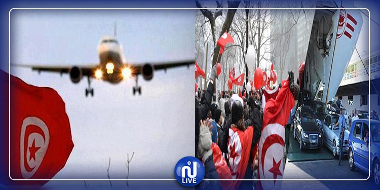 قرارات جديدة تهم عودة التونسيين بالخارج