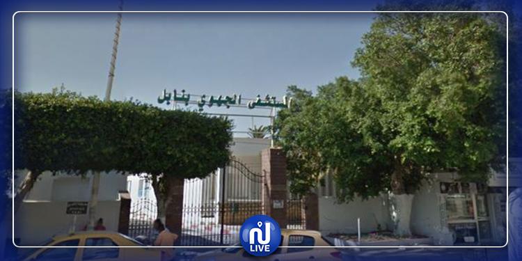 نابل: أعوان الصّحة بمستشفى محمد التلاتلي يحتجون