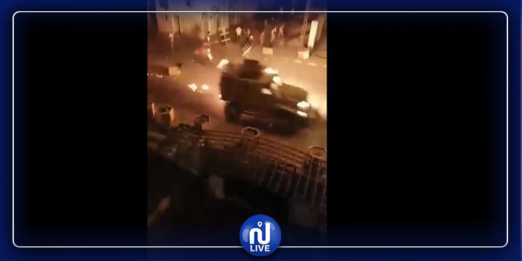 رمادة: مواجهات بين الجيش الوطني و الأهالي (فيديو)