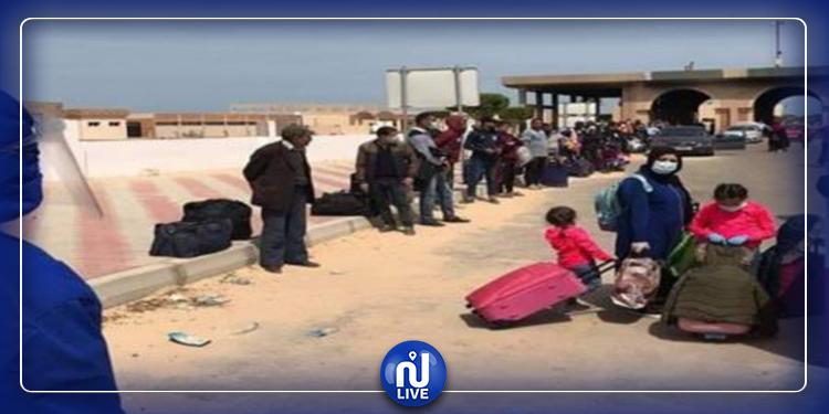 مدنين: عودة كل التونسيين العالقين في ليبيا