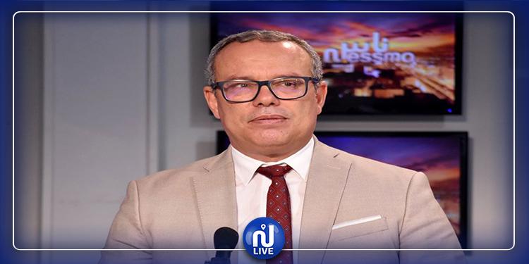 الخميري: طلب النهضة توسيع ائتلاف الحكم بعيد عن أي تكتيك سياسي