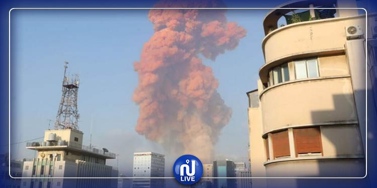 انفجار بيروت: وفاة أكثر من 27 شخصا وجرح حوالي 3000 أخرين