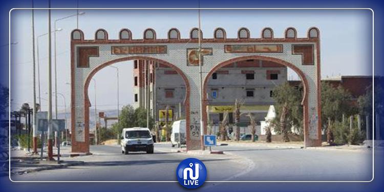 قابس: تركيز المستشفى العسكري المتنقل بالحامة